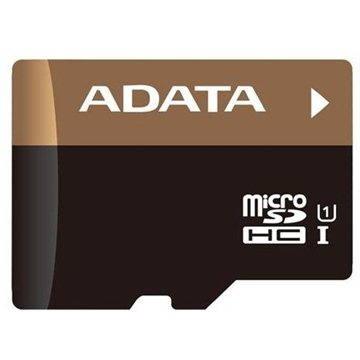 ADATA Premier Pro Micro SDHC 16GB UHS-I U1 + SD adaptér - AUSDH16GUI1-RA1