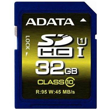 ADATA Premier Pro SDHC 32GB UHS-I U1 - ASDH32GUI1CL10-R