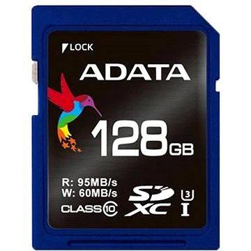 ADATA Premier Pro SDXC 128GB UHS-I U3 (ASDX128GUI3CL10-R)