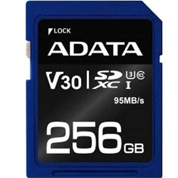 ADATA Premier Pro V30S SDXC 256GB UHS-I U3 (ASDX256GUI3V30S-R)