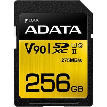 ADATA Premier ONE SDXC 256GB UHS-II U3 Class 10 (ASDX256GUII3CL10-C)