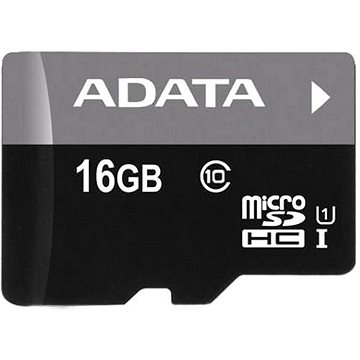 ADATA Premier micro SDHC 16GB UHS-I A1 Class 10 (AUSDH16GUICL10A1-R)