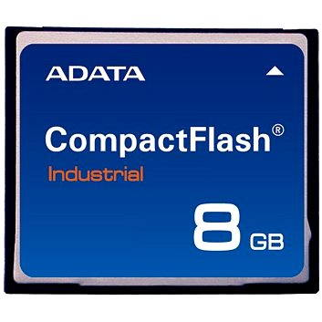 ADATA Compact Flash karta Industrial MLC 8GB