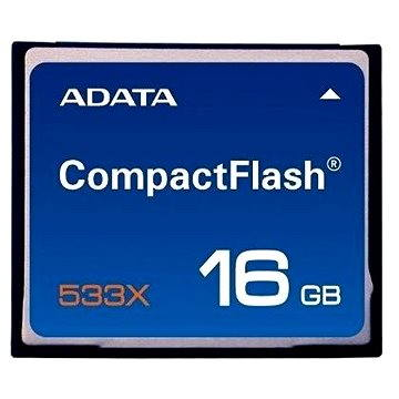 ADATA Compact Flash karta Industrial MLC 16GB