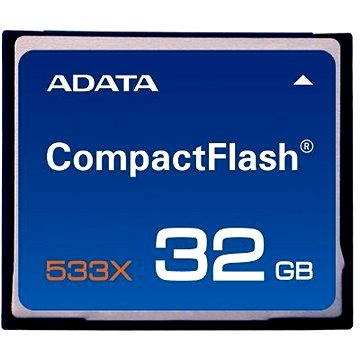ADATA Compact Flash karta Industrial MLC 32GB