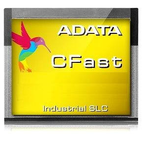 ADATA Compact Flash CFast Industrial SLC 16GB, bulk (ISC3E-016GF)