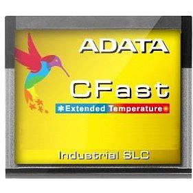 ADATA Compact Flash CFast Industrial SLC 4GB, bulk (ISC3E-004GW)