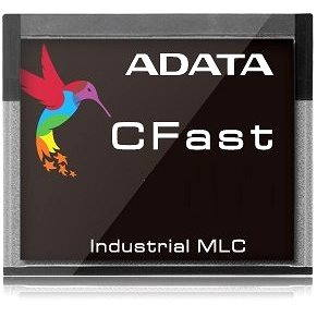 ADATA Compact Flash CFast Industrial MLC 16GB, bulk (ISC3E-016GM)