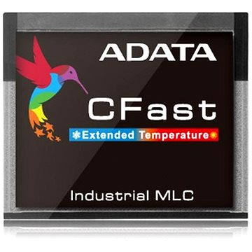 ADATA Compact Flash CFast Industrial MLC 16GB, bulk (ISC3E-016GT)