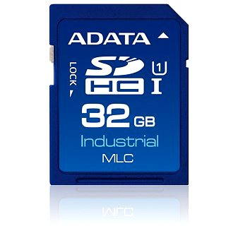 ADATA SDHC Industrial MLC 32GB, bulk (IDC3B-032GM)