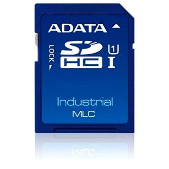 ADATA SDHC Industrial MLC 8GB, bulk (IDC3B-008GT)