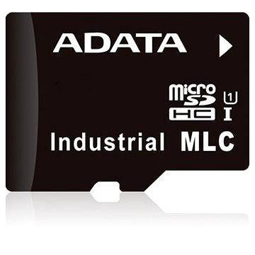 ADATA MicroSDHC Industrial MLC 8GB, bulk (IDU3A-008GT)