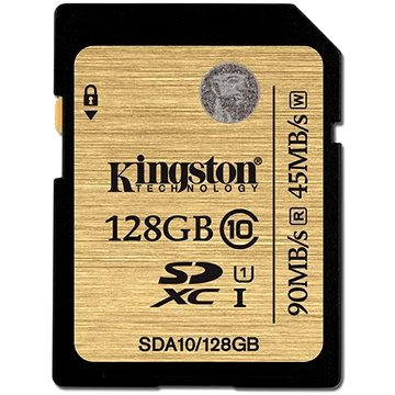 Kingston SDXC 128GB UHS-I Class 10 Ultimate