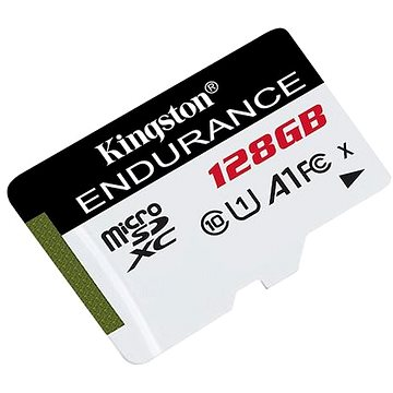 Kingston Endurance microSDXC 128GB A1 UHS-I Class 10 (SDCE/128GB)