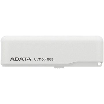 ADATA UV110 8GB bílý (AUV110-8G-RWH)