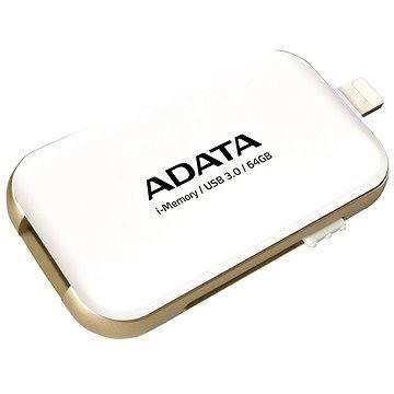 ADATA UE710 64GB bílá (AUE710-64G-CWH)