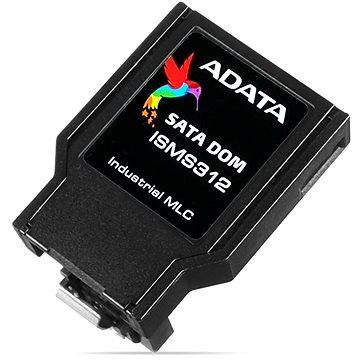 ADATA Industrial ISMS312 MLC 32GB horizontální (ISMS312-032GMH)