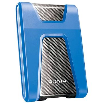 """ADATA HD650 HDD 2.5"""" 2TB modrý 3.1 (AHD650-2TU31-CBL)"""