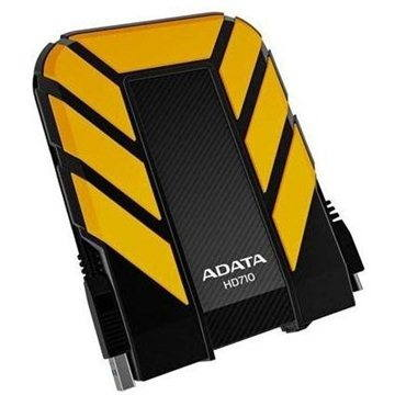 "ADATA HD710 HDD 2.5"" 500GB žlutý"