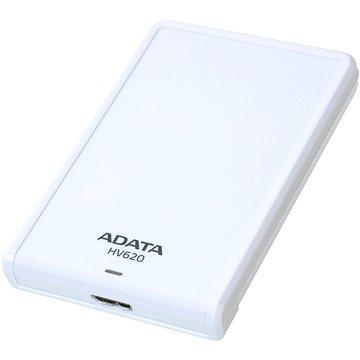 "ADATA HV620 HDD 2.5"" 1000GB bílý - AHV620-1TU3-CWH"