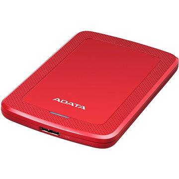 ADATA HV300 externí HDD 1TB 2.5'' USB 3.1, červený (AHV300-1TU31-CRD)