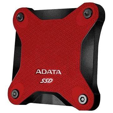 ADATA SD600 SSD 256GB červený (ASD600-256GU31-CRD)