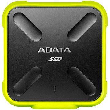 ADATA SD700 SSD 256GB žlutý (ASD700-256GU31-CYL)