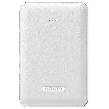 ADATA PV120 Power Bank 5100mAh bílá (APV120-5100M-5V-CWH)