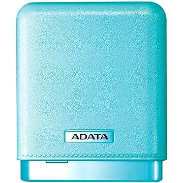 ADATA PV150 Power Bank 10000mAh modrá (APV150-10000M-5V-CBL)