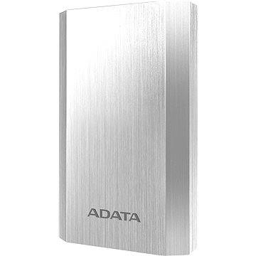 ADATA A10050 Power Bank 10050mAh Silver (AA10050-5V-CSV)