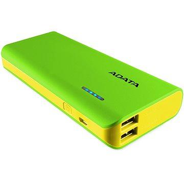 ADATA PT100 Power Bank 10000mAh zeleno-žlutá (APT100-10000M-5V-CGRYL )