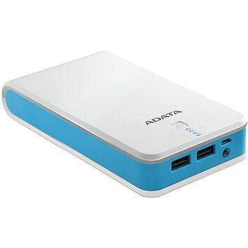 ADATA P20100 Powerbanka 20100mAh bílo-modrá (AP20100-5V-CWHBL)
