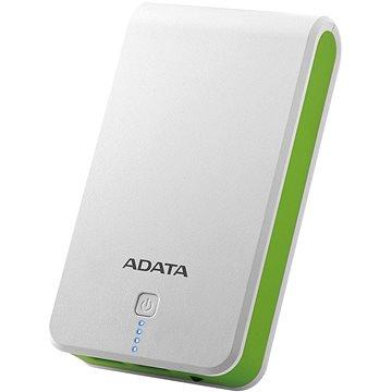 ADATA P16750 Powerbanka 16750mAh bílo-zelená (AP16750-5V-CWHGN)