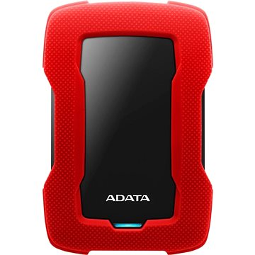 "ADATA HD330 HDD 2.5"" 4TB červený (AHD330-4TU31-CRD)"