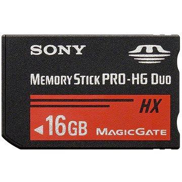 Sony Memory Stick PRO-HG Duo HX 16GB (MSHX16B)