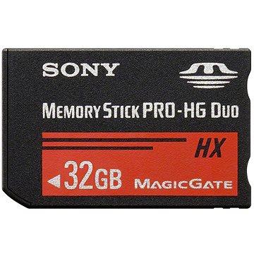 Sony Memory Stick PRO-HG Duo HX 32GB (MSHX32B)