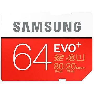 Samsung SDXC 64GB EVO Plus (MB-SC64D/EU)