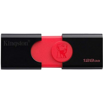 Kingston DataTraveler 106 128GB černý (DT106/128GB)