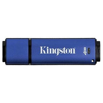 Kingston DataTraveler Vault Privacy 3.0 4GB (DTVP30/4GB)