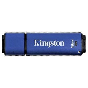 Kingston DataTraveler Vault Privacy 3.0 16GB (DTVP30/16GB)