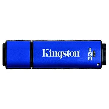 Kingston DataTraveler Vault Privacy 3.0 32GB (DTVP30/32GB)