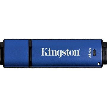 Kingston DataTraveler Vault Privacy 3.0 4GB (Management Ready) (DTVP30DM/4GB)