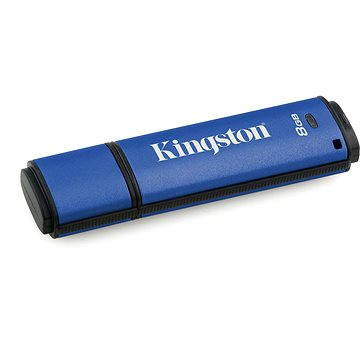 Kingston DataTraveler Vault Privacy 3.0 8GB (Management Ready) (DTVP30DM/8GB)