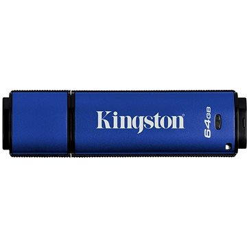 Kingston DataTraveler Vault Privacy 3.0 64GB (Management Ready) (DTVP30DM/64GB)