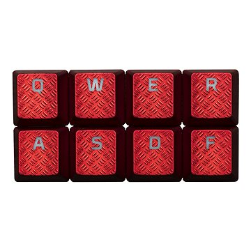 HyperX FPS and MOBA Gaming Keycaps Red (HXS-KBKC1)