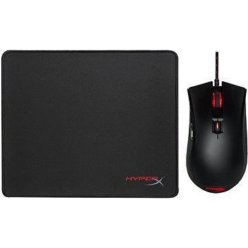 HyperX Pulsefire Gaming Mouse + Fury S (HXK-DM01)