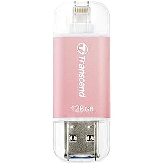 Transcend JetDrive Go 300 128GB Rose Gold (TS128GJDG300R)