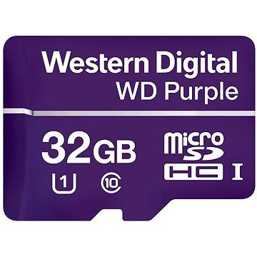 WD Purple MicroSDHC 32GB UHS-I U1 (WDD032G1P0A)
