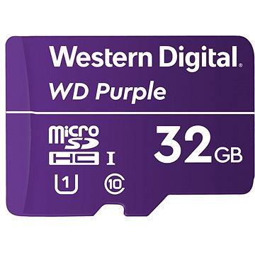 WD Purple QD101 SDHC 32GB (WDD032G1P0C)