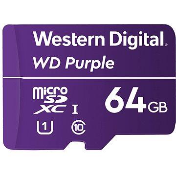 WD Purple QD101 SDXC 64GB (WDD064G1P0C)